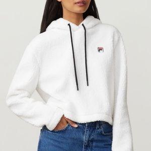 Fila Women's Cropped Sweatshirt
